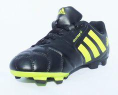 Boys New Adidas Nitrocharge 3.0 TRX FG J Football Studs Soccer Boots UK 4 36 2/3