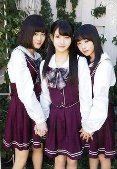 Cute School Uniforms, School Uniform Girls, Girls Uniforms, Cute Asian Girls, Cute Girls, Pictures Of Lily, School Girl Japan, Edwardian Clothing, Young Female