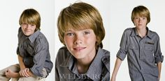9 years old boy- head   shot