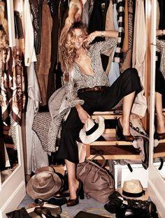Segredos escondidos no guarda-roupa: 3 truques para organizar o armário na troca de estação