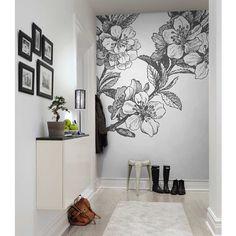 Springtime,+black+&+white+by+Rebel+Walls+on+THEHOME.COM.AU