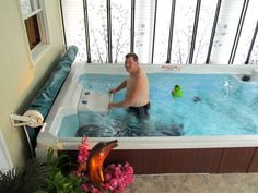 97 best endless pools swim spas images in 2017 endless - How much is an endless pool swim spa ...
