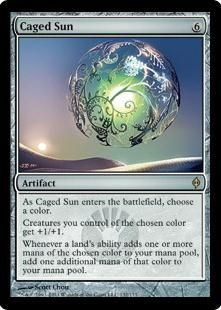 Caged Sun Magic the Gathering Card Rulings, Erratas and Information - MtgFanatic.com