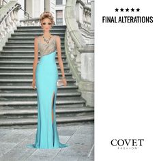 Final Alterations.. Cinderella? #covetfashion