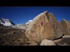 One of the better climbing films.