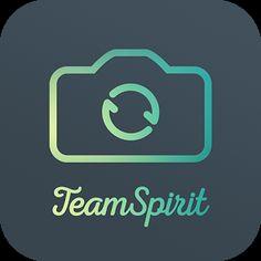 TeamSpirit :: coole App für Unternehmen, die Instagram-Funktionen gesichert intern nutzen wollen
