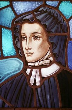 St. Elizabeth Ann Seton (1774-1821). Faithful wife, mother, convert to Catholicism despite great cost to self, educator of poor girls and foundress of an enduring religious community. Ora pro nobis!