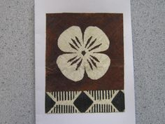 Fiji Art | We talked about symbols around us, and looked at some of the symbols ...