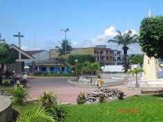 Tarapoto - the City of Palms is a paradise
