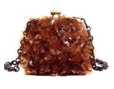 Tory Burch Flora Pouchette Frame Bag, List Price: $695.00 Our Price: $374.99 Sale Price: $364.99