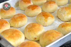 Hora de aprender a fazer Pães de Batata Fofíssimos! Essa receita é super coringa e deliciosa.