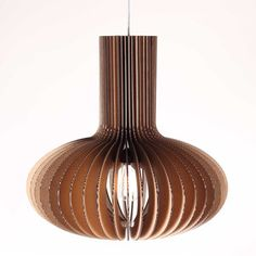 Gibson Sculptural Pendant Lamp Large now featured on Fab. $369