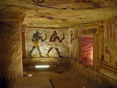 Zed Amun Ef Ankh Tombs, Gilf Kebir, Egypt