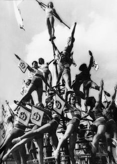 Alexander Rodchenko, 1928  Sport parade on Red Square
