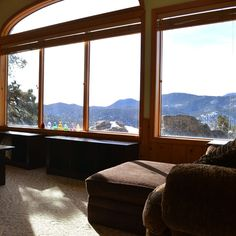 Beautiful Home With Great Views In Estes Park Near Rocky Mountain National