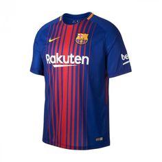 Equipaciones y Camisetas de fútbol 2017 2018 3485a94a6da