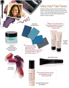 Mary Kay The #1 Selling Brand in North America! Since I started using Mary Kay I have kicked all other products to the curb and wont go back. Register on my website and I will send you some samples. And as an added Bonus -Free Delivery Over $50!! www.marykay.ca/aprileden or www.facebook.com/April.MaryKay  Aprile.marykay@gmail.com