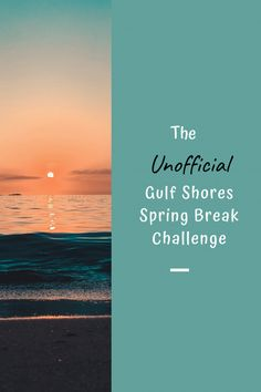 There is an abundance of things to do see and eat while you are in Gulf Shores. We've created an list of unofficial Spring Break Challenges to conquer while you are on the Alabama Coast. Gulf Shores Restaurants, Challenge Images, Vacation Spots, Daydream, Spring Break, Abundance, Alabama, Things To Do, Coast