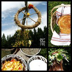 Merry Meet and Merry Part zur Sommersonnenwende // summer solstice