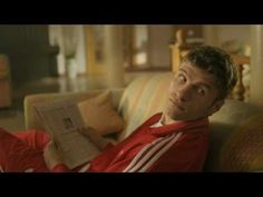 "Thomas Müller for ""Müllermilch"" commercial ads"