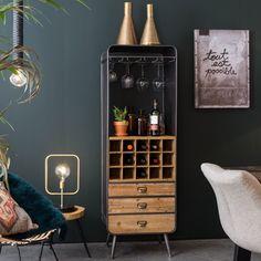 Dutchbone Vino Cabinet | Houseology