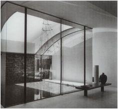 Antonio Bonet Castellana | La Ricarda | Llàtzer Moix en La Vanguardia | HIC Arquitectura