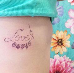 tatiana alves tattoo santos brazil bra o pinterest santos tattoo and tatoo. Black Bedroom Furniture Sets. Home Design Ideas