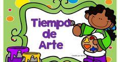 Tiempo de arte fichas por De los tales.pdf