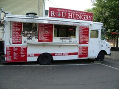Visit Grease Trucks on College Ave. and TRY to resist getting a fat sandwich