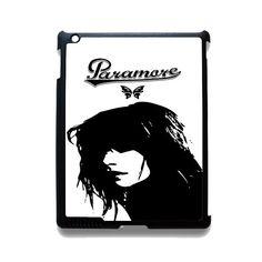 Hayley Williams Paramore TATUM-5197 Apple Phonecase Cover For Ipad 2/3/4, Ipad Mini 2/3/4, Ipad Air, Ipad Air 2