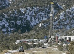 Study says fracking could pose a danger to air quality
