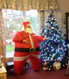 Glad tidings from Birch Green - Birch Green Care Home Skelmersdale