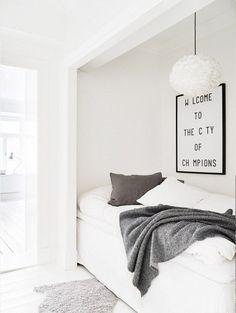 compact living - extrasäng för övernattningsgäster