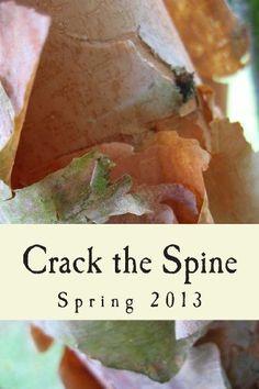 Crack the Spine: Spring 2013 by Crack the Spine