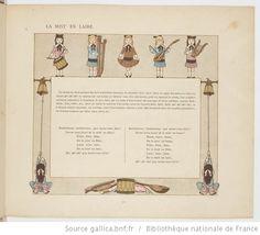Vieilles chansons et rondes pour les petits enfants, notées avec des accompagnements faciles / par Ch. M. Widor ; Illustrations de M. Boutet de Monvel - 19