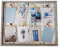 bilderrahmen mit 10 klammern schwarz dieser bilderrahmen pr sentiert ihre liebsten fotos auf. Black Bedroom Furniture Sets. Home Design Ideas
