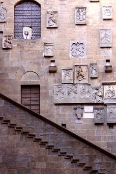The Bargello, Florence, Italy. Travel post to Design Mom.