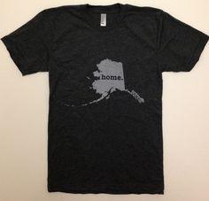 The Home. T - Alaska Home T, $25.00 (http://www.thehomet.com/alaska-home-t-shirt/)