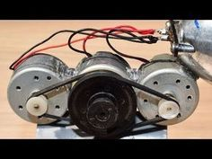 How to make 100% free energy generator without battery with the help of bearings   home invention. - YouTube