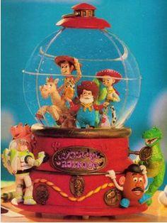 Disney Toy Story Snowglobe
