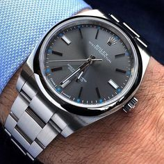 Rolex Oyster perpetual. via @submarinate