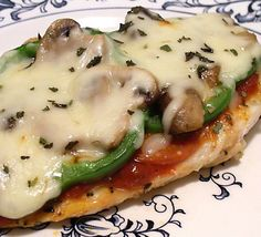 Pizza Chicken | Travis Martin TV - Weight Loss and Wellness