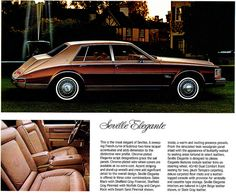 1980 Cadillac Seville Elegante by That Hartford Guy, via Flickr