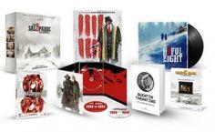 [Tagesangebot Import] The Hateful Eight  Prestige Edition (Blu-ray) für 4999