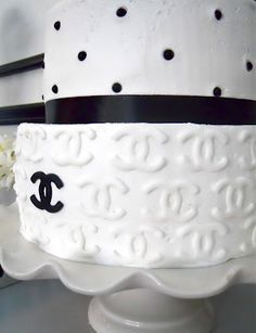 Chanel Birthday party by Oh Sugar! Events http://ohsugareventplanning.blogspot.com