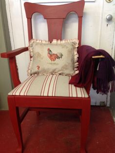 Arm chair done in emperors silk, clear and dark wax Sloan chalk paint. Material is Annie Sloan and pillow is made out of Annie Sloan material with a throw from the avoca mills in Ireland Dark Wax, Annie Sloan Chalk Paint, Paint Ideas, Making Out, Ireland, Armchair, Silk, Pillows, Painting