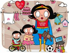 Salto Alto: Feliz Dia da Mãe