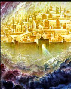 ESTUDAR ESCATOLOGIA BIBLICA: A NOVA JERUSALEM
