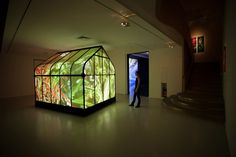 Trans-Natures in vitro   Miguel Chevalier