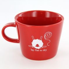 knitbaahpurl Mugs at WEBS | Yarn.com